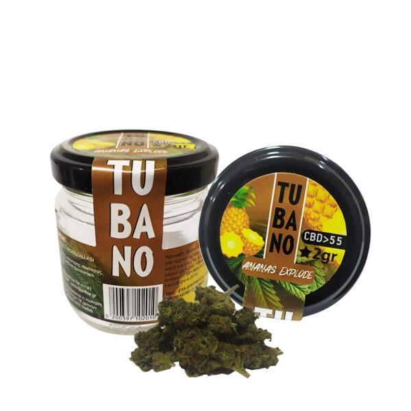 CBD Cannabis - Ananas Explode 2.GR