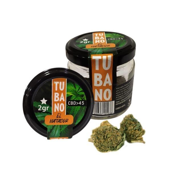 CBD Cannabis - El Matador 2.GR