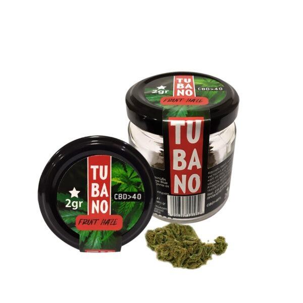 CBD Cannabis - Fruit Haze 2.GR
