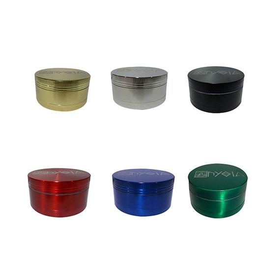 Πυθία Grinder Τρίφτης Μεταλλικός 61mm – 3parts