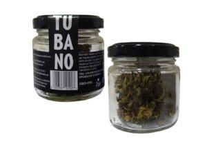 CBD Cannabis - Tubano 2.GR CBD>25%